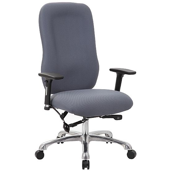 24 Hour High Back Posture Chair with Pocket Sprung