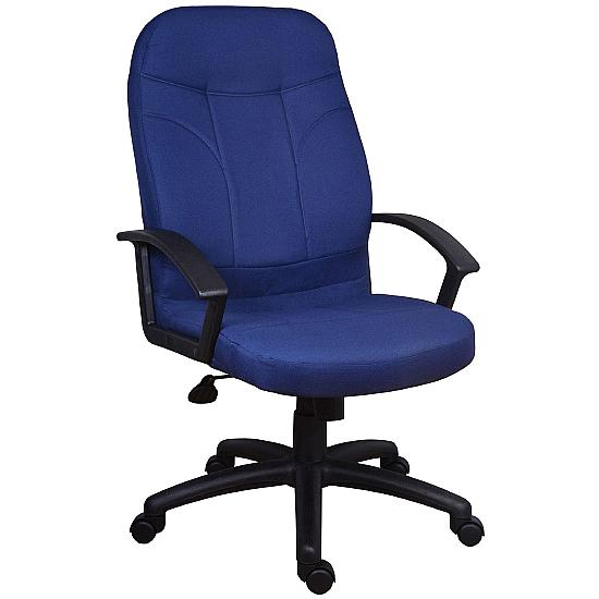 Mayfair Fabric Manager Chair