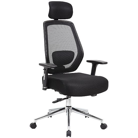 Ergo-Task Ultimate Mesh Office Chair with Posture