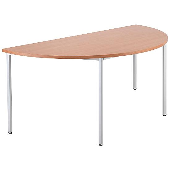 Next Day Mode Semi-Circular Table