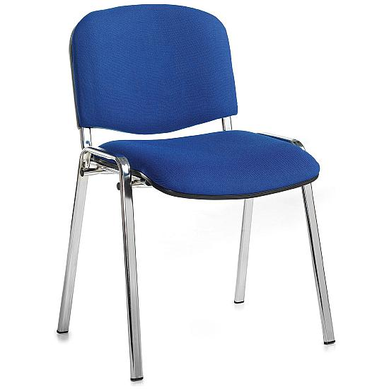 Fleet Chrome Frame Conference Chair - Meeting Room Chairs