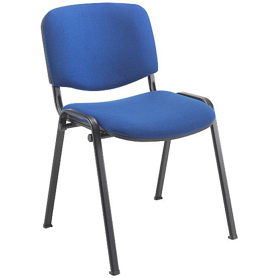 Club Stacking Chairs (Pack of 4) - Meeting Room Chairs