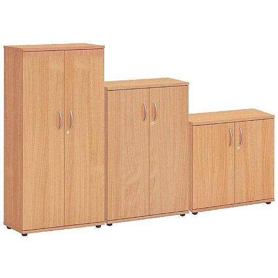 Elgin 2 Door Cupboards - Office Desks
