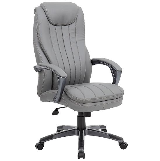 Noble Bonded Leather Manager Chairs - Office Chairs