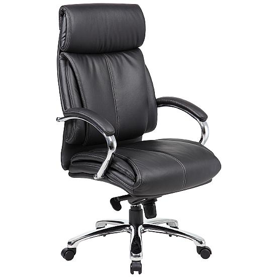 Solano Leather Executive Office Chair