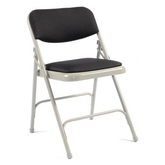 Contract Upholstered Folding Chair - Pack of 4