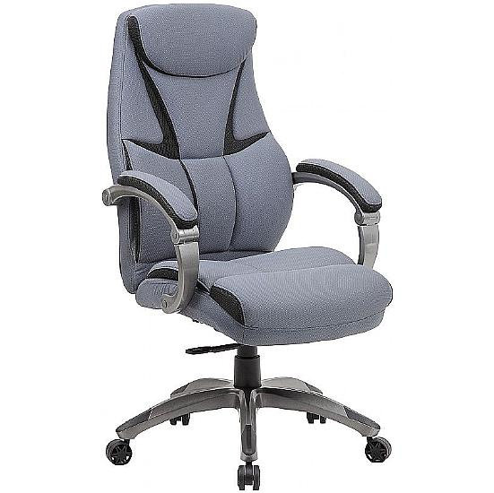 Polar Synchronous Fabric Manager Chair - Office Chairs