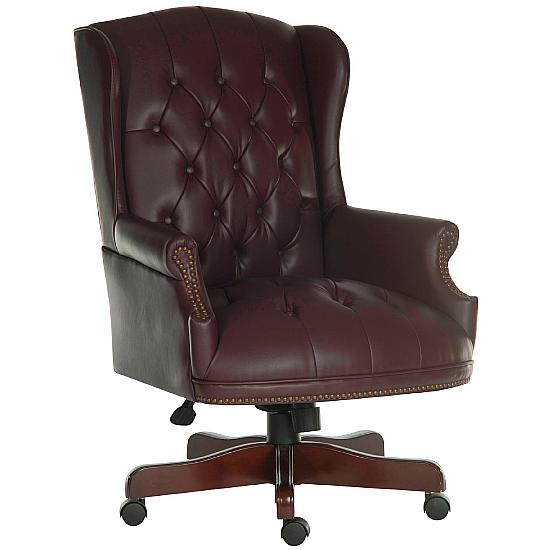 Chairman Traditional Manager Chair
