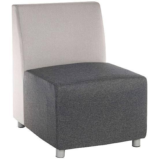 Cube Modular Reception Chair - Office Chairs