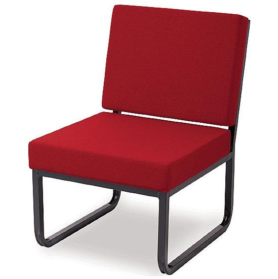 Contract Sleigh Base Reception Chairs