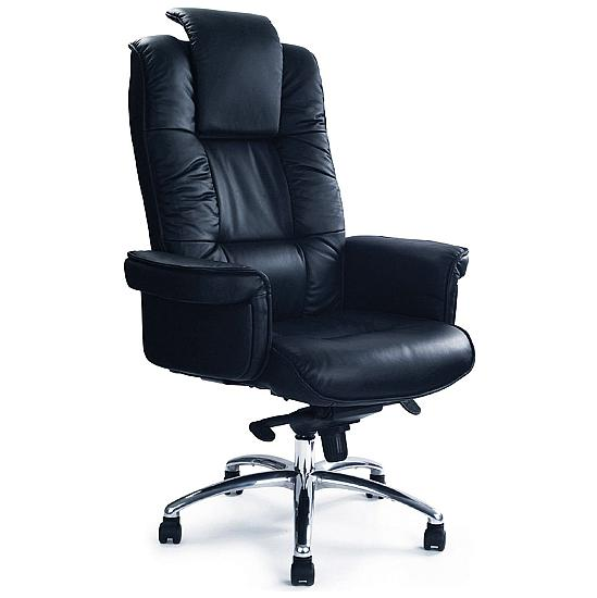 Richmond Leather Manager Chair
