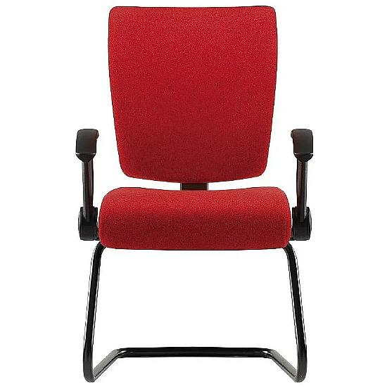 May Cantilever Meeting Chair - Office Chairs