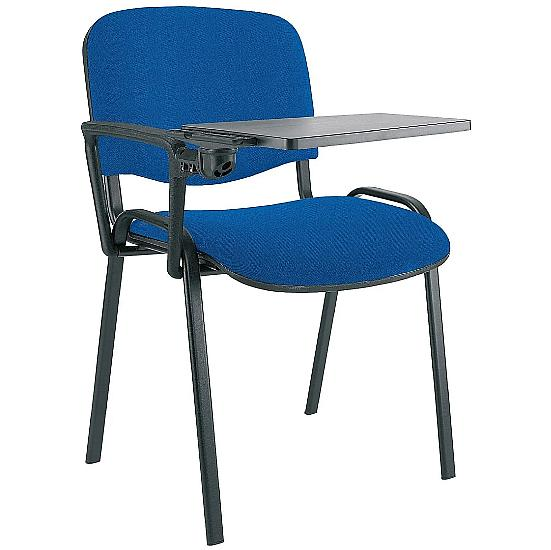 Club Stacking Chairs With Universal Writing Tablet