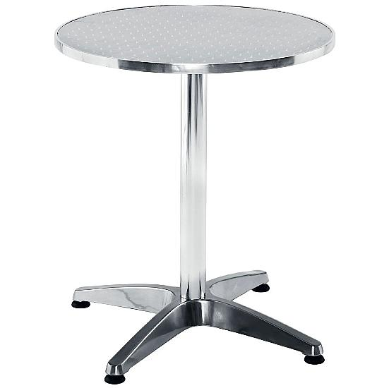 Ultra Aluminium Bistro Table
