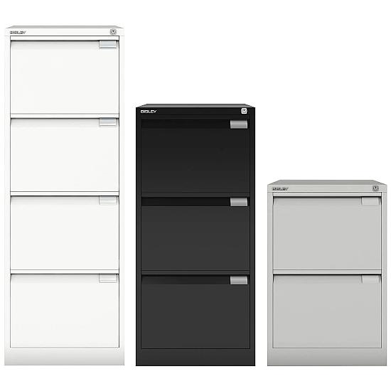 Bisley BS Filing Cabinets