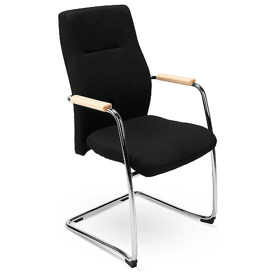 Orlando Leather Visitor Chair