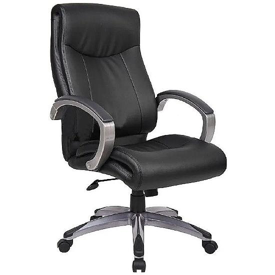 Ascot Bonded Leather Manager Chair
