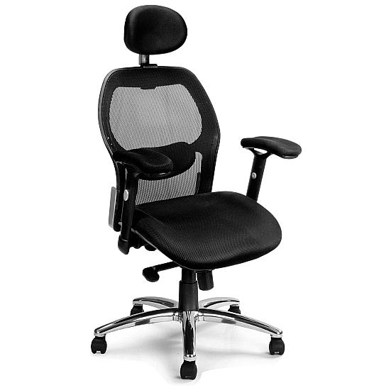 Hermes Mesh Manager Chair