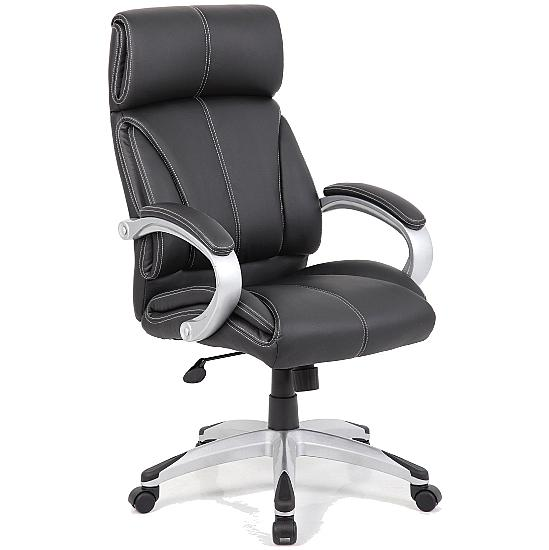 Cloud Leather Manager Chair