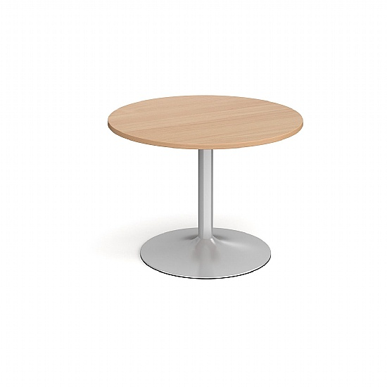 Modern Round Boardroom Table