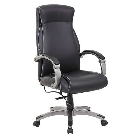 Delta Synchro Leather Posture Chair