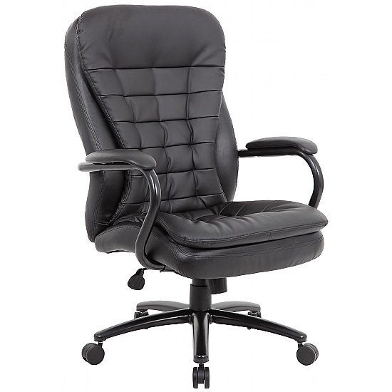 Cosmo Bariatric 27 Stone 24 Hour Leather Office Ch