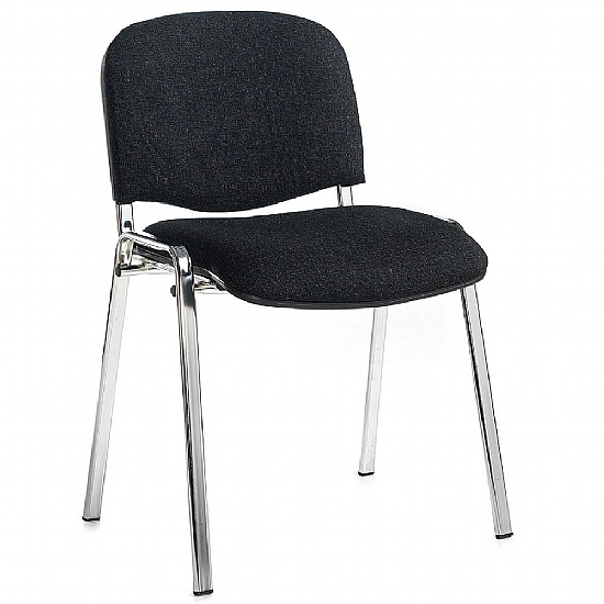 ISO Chrome Frame Conference Chair (Pack of 4)