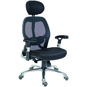 Cobham Mesh Manager Chair