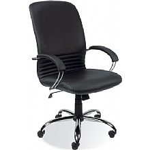 Mirage Leather Manager Chair