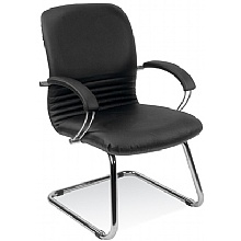 Mirage Leather Visitor Chair