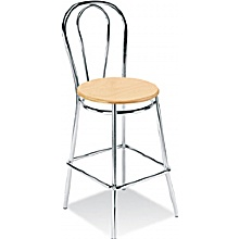 Tulipan Beech Cafe High Chair