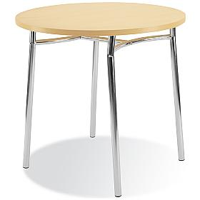 Tiramisu Round Cafe Table