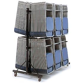 High Hanging Chair Trolley - 3 Rows