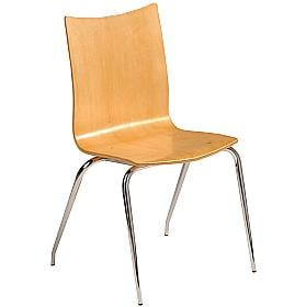 Turismo Beech Bistro Chair