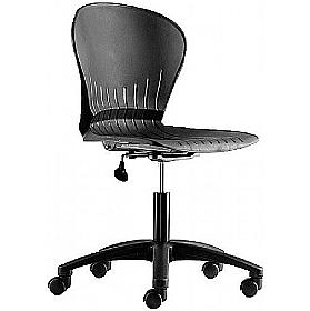 Melrose Poly Swivel Chair