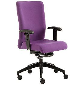 Adept Management Task Chair With Height Adjustable Arms