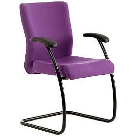 Adept Cantilever Visitor Armchair