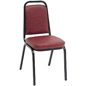 Vinyl Banquet Chairs (Pack of 4)