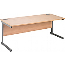 Next Day Eco Cantilever Rectangular Desks
