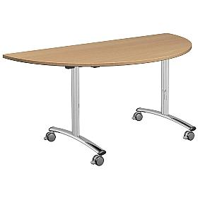 Semi-Circular Tip Top Tables