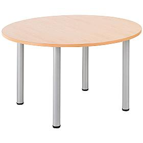 Pinnacle Plus Round Meeting Table