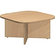 Next Day Eco Deluxe Square Coffee Table
