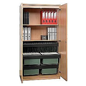 Eco 2 Door System Cupboard