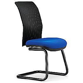 Air Mesh Back Cantilever Chair