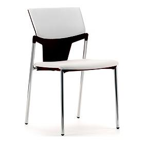 Ikon Upholstered Bistro Chair