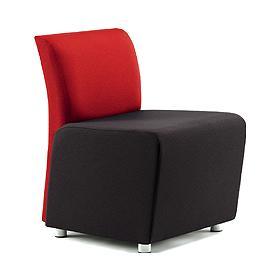 Bob Modular Reception Seating Two-Tone