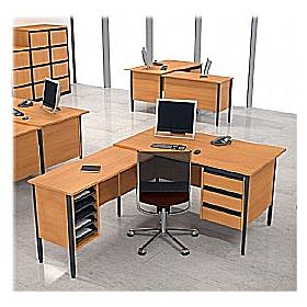 Pinnacle L-shape Desks
