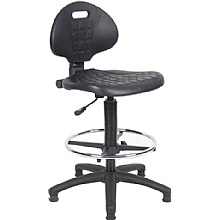 Prema Poly Draughtsman Chair