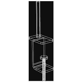 Universal Screen Bracket (Pair)