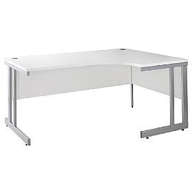 Next Day White Index  Ergonomic Desks